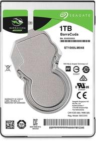 """BarraCuda SATA 2.5"""" 1 TB HDD Intern Seagate 785300145824 Bild Nr. 1"""