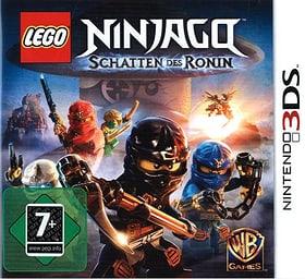 3DS - LEGO Ninjago: Schatten des Ronin Box 785300121563 Photo no. 1