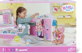 Baby Born Magischer Schrank mit Wetterente Puppenzubehör Zapf Creation 747952200000 Bild Nr. 1