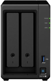DiskStation DS720+ Leergehäuse Network-Attached-Storage (NAS) Synology 785300154279 Bild Nr. 1