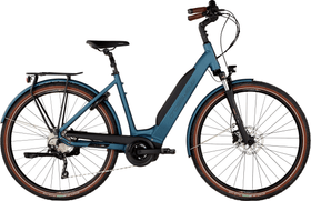 PRO Wave E-Bike Crosswave 464845805515 Farbe smaragd Rahmengrösse 55 Bild Nr. 1