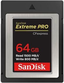 CFexpress Extreme Pro Typ B 64GB SanDisk 785300152320 Photo no. 1
