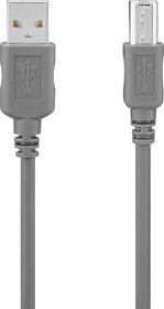 Câble USB 2.0 1.8m gris Câble USB Mio Star 798243000000 Photo no. 1