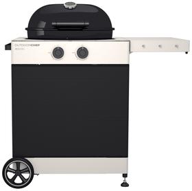 AROSA 570 G Tex Grill a gas Outdoorchef 753562800000 Versione senza montaggio professionale N. figura 1