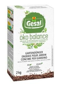 öko balance Engrais pour jardin, 2 kg Compo Gesal 658243600000 Photo no. 1