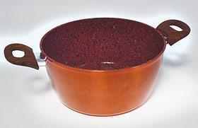 Starlyf® Kupferstein - Kochtopf 24cm Kupferpfanne Best Direct 603800600000 Bild Nr. 1