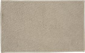 VITA Tapis en tissu éponge 450862721569 Couleur Taupe Dimensions L: 50.0 cm x H: 80.0 cm Photo no. 1