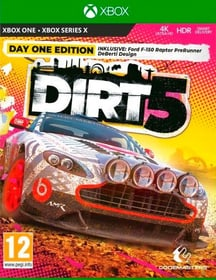 DiRT 5 - Launch Edition [XONE] (F) Box 785300154033 Langue Français Plate-forme Microsoft Xbox One Photo no. 1