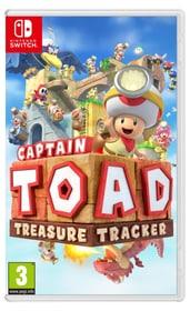 Switch - Captain Toad: Treasure Tracker (D) Box Nintendo 785300134074 Sprache Deutsch Plattform Nintendo Switch Bild Nr. 1