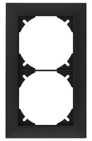 Edizio Due doppio Quadro Feller 612195500000 N. figura 1