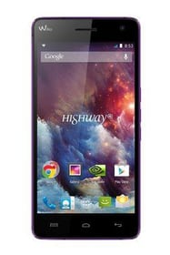 Wiko Highway 4G 16 GB pourpre 95110038741015 Photo n°. 1