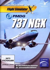 PC - PMDG 737 NGX (Add-On für FSX) Box 785300127044 Bild Nr. 1