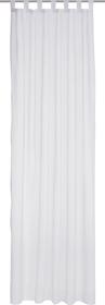 MIMI Fertigvorhang Tag 430291100010 Grösse B: 150.0 cm x H: 250.0 cm Farbe Weiss Bild Nr. 1