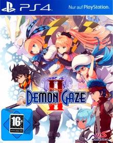 PS4 - Demon Gaze II D Box 785300154316 N. figura 1
