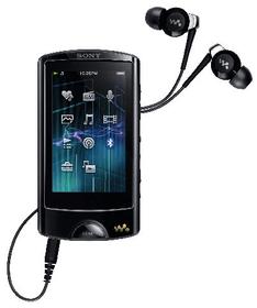 Sony NWZ-A864B Walkman MP3-/Video-Player Sony 77354670000011 Bild Nr. 1