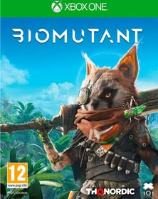 Biomutant Box 785300150293 Photo no. 1