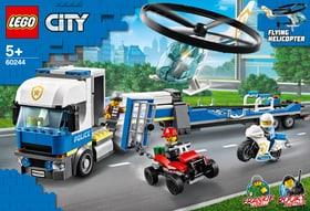 CITY 60244 Polizeihubschrauber-Transport LEGO® 748728900000 Bild Nr. 1