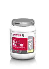 Multi Protein CFF 850g Proteinpulver Sponser 471932300100 Geschmack vanilla Bild-Nr. 1