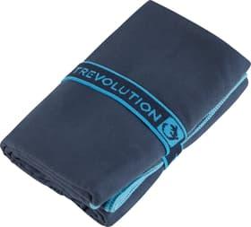 Serviette en fibre extrafine Serviette Trevolution 464606800022 Taille Taille unique Couleur bleu foncé Photo no. 1