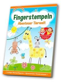 Tierwelt Fingerstempeln 782491900000 Bild Nr. 1