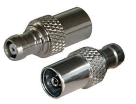 Adapter wiclic silber Wiclic Adapter Max Hauri 613186000000 Bild Nr. 1