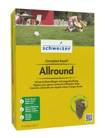 Certoplant Royal Allround, 2.5 kg Engrais pour gazon Eric Schweizer 659210400000 Photo no. 1