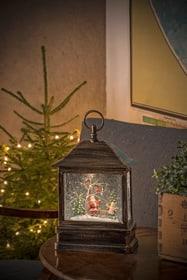 Weihnachtsmann mit Kind Laterne Konstsmide 613220500000 Bild Nr. 1