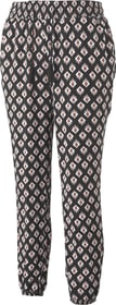 Odesha Pantalon pour femme Rip Curl 463197000320 Colore nero Taglie S N. figura 1