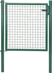 Porta verde 636618500000 Colore Rivestito verde Taglio L: 100.0 cm x A: 120.0 cm N. figura 1