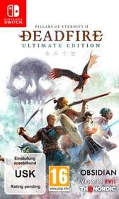 NSW - Pillars of Eternity II: Deadfire - Ultimate Edition D Box 785300148174 N. figura 1