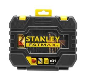 Bit- und Bohrer Set 31-Tlg. Stanley Fatmax 616343100000 Bild Nr. 1