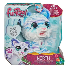 FurReal, North, le tigre polaire Peluche fonctionnelle furReal 747361000000 Photo no. 1
