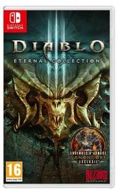 NSW - Diablo III Box 785300138482 Langue Français Plate-forme Nintendo Switch Photo no. 1