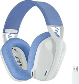 G435 LIGHTSPEED Wireless Gaming Headset (white) casque Logitech G 798903300000 Photo no. 1