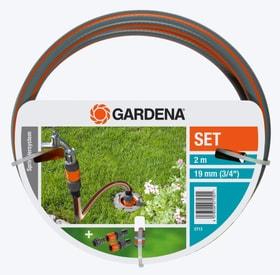 Profi System Anschlussgarnitur 2 m Schlauch Gardena 630555800000 Bild Nr. 1