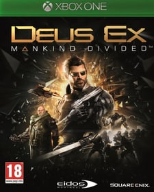 Xbox One - Deus Ex: Mankind Divided (Day One Edition) Box 785300120722 N. figura 1