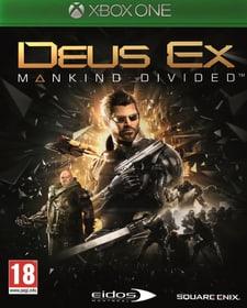Xbox One - Deus Ex: Mankind Divided (Day One Edition) Box 785300120722 Bild Nr. 1