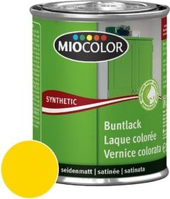 Synthetic Vernice colorata opaca Giallo navone 375 ml Miocolor 661438800000 Colore Giallo navone Contenuto 375.0 ml N. figura 1