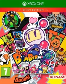 Xbox One - Super Bomberman R - Shiny Edition (D/F) Box 785300134875 N. figura 1