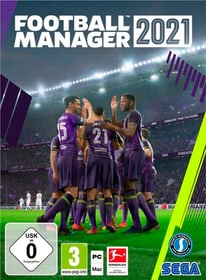 PC - Sega Football Manager 2021 F Box 785300156127 Photo no. 1