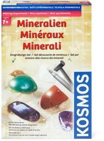 Minéraux Set découverte de minéraux KOSMOS 748640600000 Photo no. 1