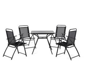 LIVO Table et chaises Beliani 759025800000 Photo no. 1