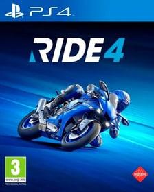 RIDE 4 [PS4] (D/F/I) Box 785300154315 Photo no. 1