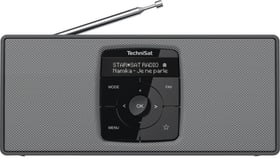 DigitRadio 2S - Noir/Argent Radio DAB+ Technisat 785300144863 Photo no. 1