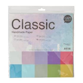 Papier,Classic,30.5X30.5CM,10 Foglie I AM CREATIVE 666205500000 N. figura 1