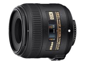 Micro Nikkor AF-S DX 40mm/2.8G Objektiv Objektiv Nikon 785300125539 Bild Nr. 1