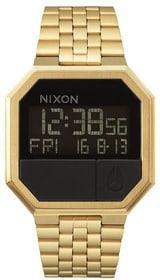 Re-Run All Gold 38.5 mm Montre bracelet Nixon 785300136949 Photo no. 1