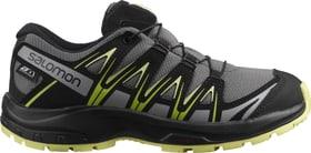 XA Pro 3D CS WP Chaussures polyvalentes pour enfant Salomon 465537435080 Taille 35 Couleur gris Photo no. 1