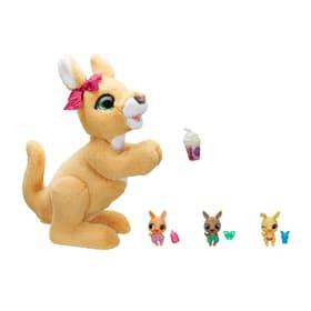 Känguru Mama/ Babys Funktionsplüsch furReal 746784700000 Bild Nr. 1