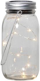 Glas Jamjar Lampe de table solaire Star Trading 612634000000 Photo no. 1
